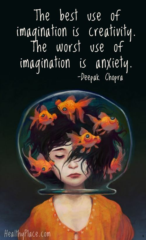 Anxiety & phobias